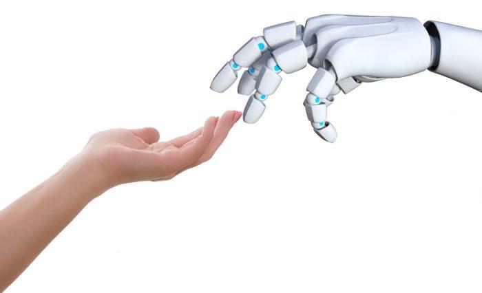 ロボットと共存する