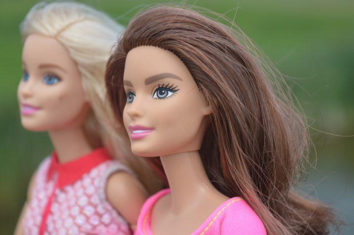Barbie-face